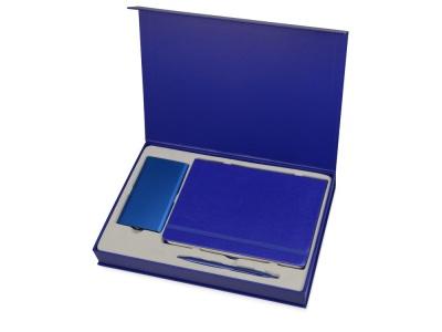 OA1701221658 Набор для записей с пауэрбэнком Бласт, синий