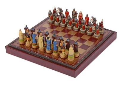 OA200302140 Шахматы Взятие Казани