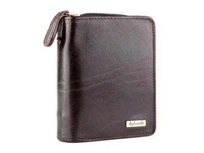 OA2003026754 Diplomat. Футляр для пластиковых карт, темный шоколад