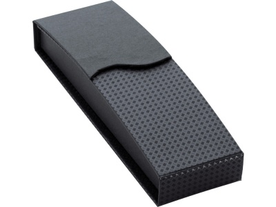 OA2003028202 Uma. Чехол с магнитным замком ETUI в черном цвете для двух письменных принадлежностей