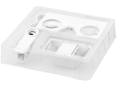 OA1701222239 Очки виртуальной реальности с набором 3D линз, белый