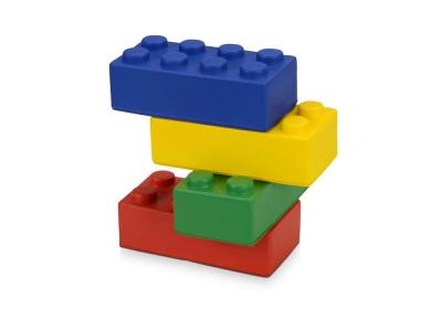OA85POS-YEL6 Антистресс Блоки, разноцветный