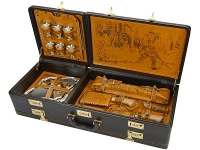 OA1701408045 Набор Легенды охотников, коричневый