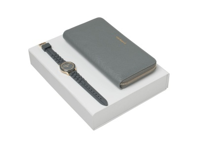 OA200302651 Cacharel. Подарочный набор Bird: портмоне, часы наручные. Cacharel