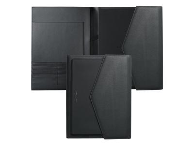 OA2003028550 Hugo Boss. Папка формата А4 Sophisticated Black