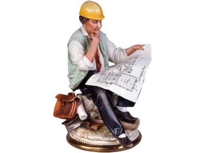 OA94AW-MLT2 Скульптура Инженер