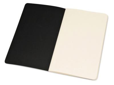 50812017 Записная книжка Moleskine Cahier (нелинованный, 1 шт.), Large (13х21см), черный