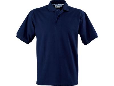 OA79TX-BLU8K4 Slazenger. Рубашка поло Forehand детская, темно-синий