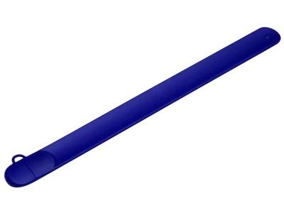 OA2003025370 Флешка в виде браслета, 64 Гб, синий