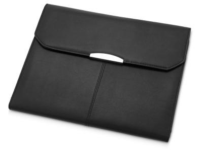 OA93BG-BLK1 Папка для документов с блокнотом и калькулятором, черный