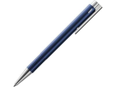 40302.02 Ручка шариковая 204 logo M+, Синий, M16