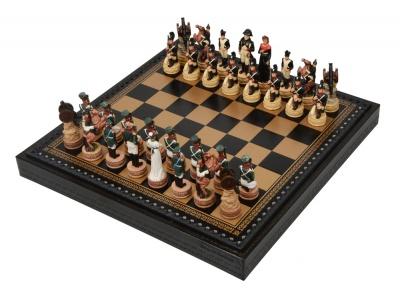 OA2003023360 Шахматы Бородино, черный