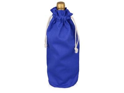 OA2003027212 Хлопковая сумка для вина, синий