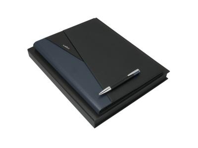 OA200302759 Ungaro. Подарочный набор Lapo: папка А4, ручка шариковая. Ungaro