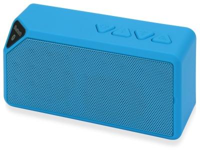OA1701221512 Портативная колонка Bermuda с функцией Bluetooth®, голубой