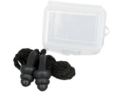 OA2003022868 Многоразовые шумоподавляющие беруши в футляре, черный
