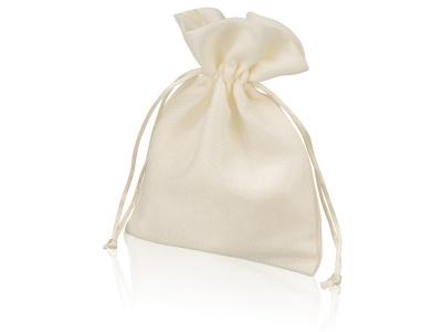 OA1701222979 Мешочек подарочный, искусственный лен, средний, натуральный