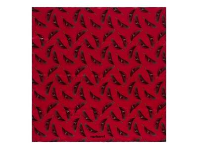 OA2003028420 Cacharel. Шелковый платок Victoire Cherry