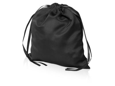 OA2003022401 Мешочек подарочный сатиновый L, черный