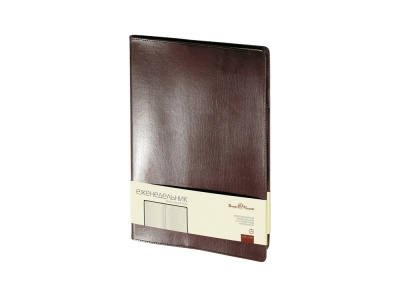 OA2003023313 Bruno Visconti. Еженедельник недатированный А4 Profy, коричневый