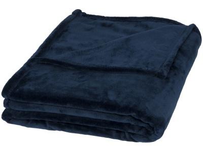 OA2003024890 Field&CO. Негабаритный ультра-плюшевый плед Mollis, темно-синий