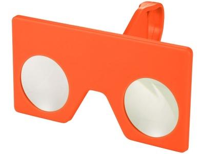 OA1701221701 Мини виртуальные очки с клипом, оранжевый