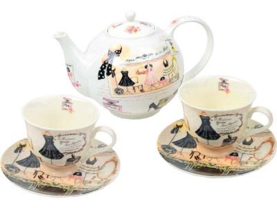 OA1701401124 Lady Hamilton. Чайный сервиз Высокая мода
