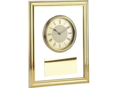 OA81W-GLD1 Часы настенные, золотистый/прозрачный