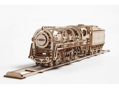 OA1701402118 UGEARS. 3D-ПАЗЛ UGEARS Поезд