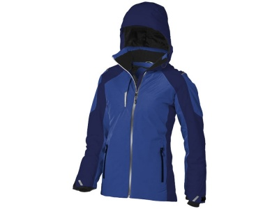 OA1701403020 Elevate. Куртка Ozark женская, синий/темно-синий