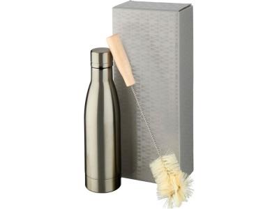 OA2003028976 Avenue. Набор из медной бутылки с вакуумной изоляцией Vasa и щетки, titanium