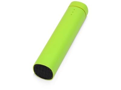 OA1701402070 Портативное зарядное устройство Мьюзик, 5200 mAh, зеленое яблоко