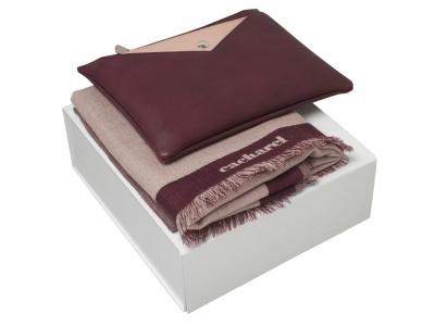 OA200302622 Cacharel. Подарочный набор Bird: шарф, сумочка. Cacharel