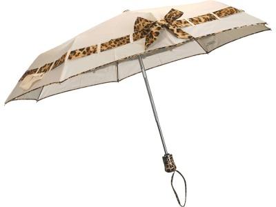 OA1701401745 Ferre Milano. Зонт складной Ferre, автомат бежевый