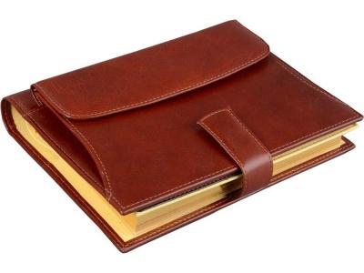 OA80D-BRN7 Giulio Barсa. Ежедневник датированный Совершенство Giulio Barсa, коричневый