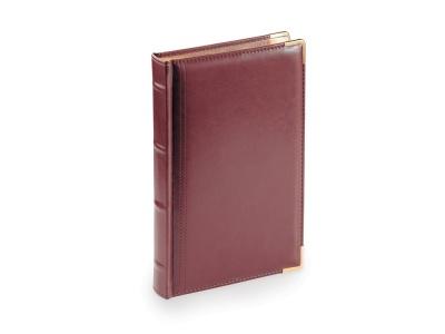 OA2003022553 Bruno Visconti. Ежедневник А5 полудатированный Boss, коричневый