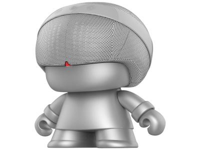 OA1701221354 Xoopar. Портативная колонка XOOPAR Grand XBOY, серебристый