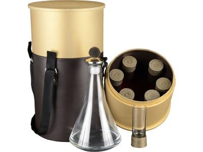 OA1701401516 Подарочный набор Заряжай, коричневый/бежевый/прозрачный