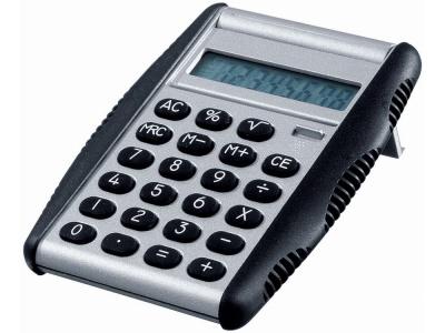 OA80O-SLR2 Калькулятор Magic, серебристый/черный