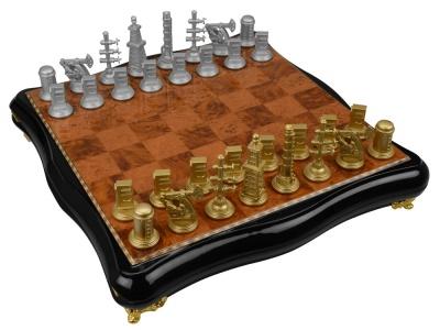 OA93P-SLR1 Шахматы Нефтяные