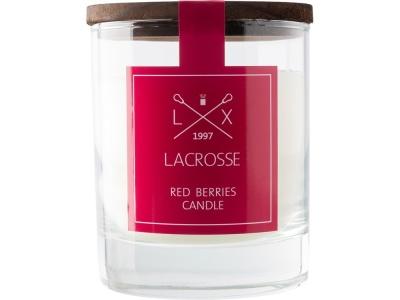 OA2003025499 Ambientair. Свеча ароматическая в стекле Красные ягоды, красный
