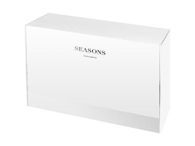 OA170140329 Seasons. Подарочная коробка Eastport размер 2, белый