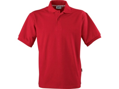 OA79TX-RED5K4 Slazenger. Рубашка поло Forehand детская, темно-красный