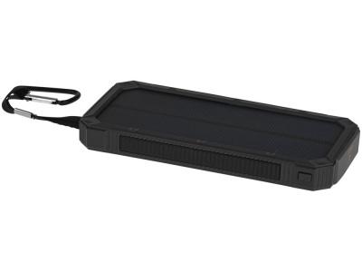 OA1701223345 Elevate. Зарядное устройство на солнечной энергии 10000 mAh, черный