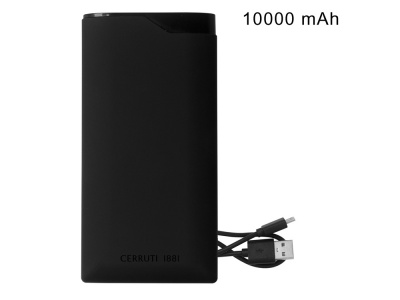 OA2003028643 Cerruti 1881. Портативное зарядное устройство Mercer, 10000 mAh