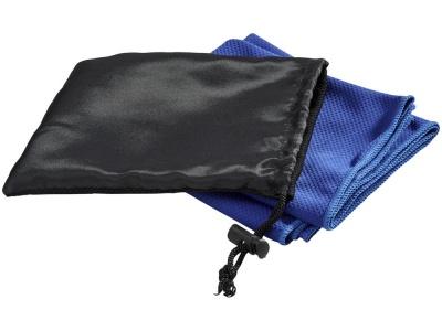 OA2003027791 Охлаждающее полотенце Peter в сетчатом мешочке, синий
