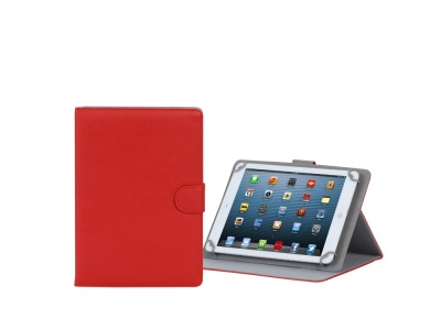 OA2003026668 RIVACASE. Чехол универсальный для планшета 10.1 3017, красный