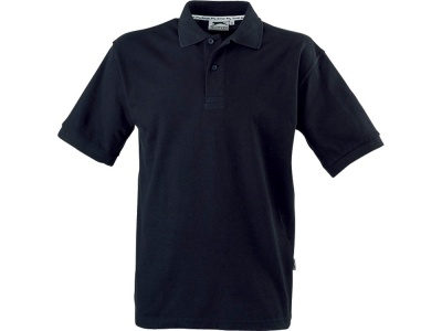 OA79TX-BLK5K4 Slazenger. Рубашка поло Forehand детская, черный