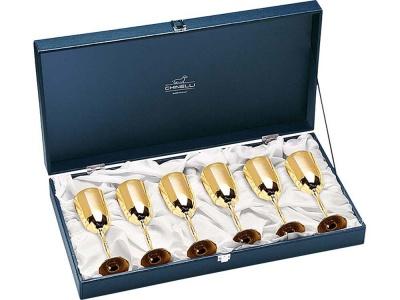 OA1701401373 CHINELLI. Бокалы для шампанского Chinelli