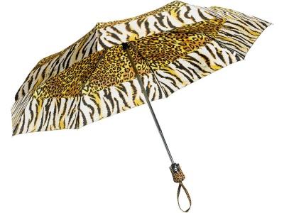 OA1701401743 Ferre Milano. Зонт складной Ferre, автомат желтый/черный